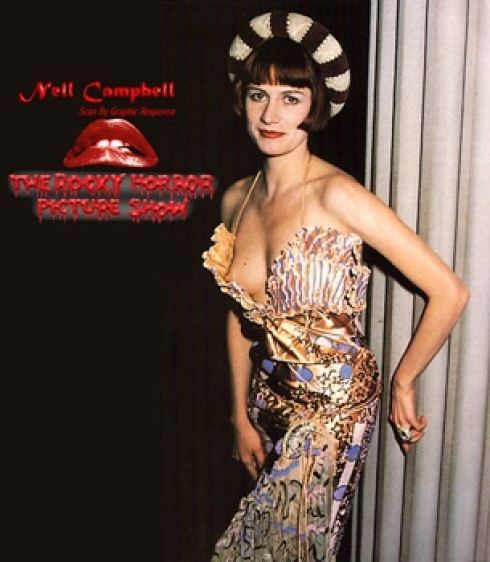 Nell Campbell New York Classics PreNell39s to the Darby BlackBook