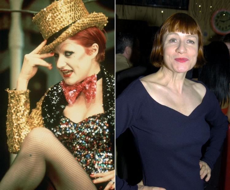 Nell Campbell Nell Campbell i Photos The Rocky Horror Picture Show turns 40