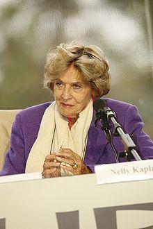 Nelly Kaplan Nelly Kaplan Wikipedia the free encyclopedia