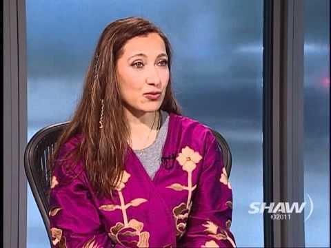 Nelofer Pazira Nelofer Pazira on Studio 4 with Host Fanny Kiefer Part 1