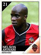 Nelson Akwari wwwmetrofanaticcomimgplayersnajpg