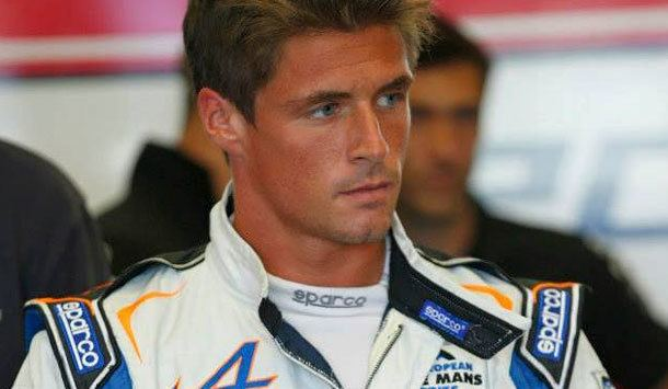 Nelson Panciatici 2013 European Le Mans Alpine and Nelson Panciatici on the