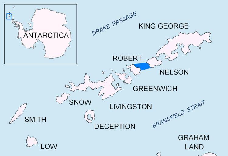 Nelson Strait (South Shetland Islands)