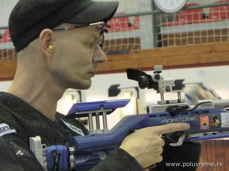 Nemanja Mirosavljev Ostali sportovi Streljatvo Finale Kupa Srbije u Novom Sadu