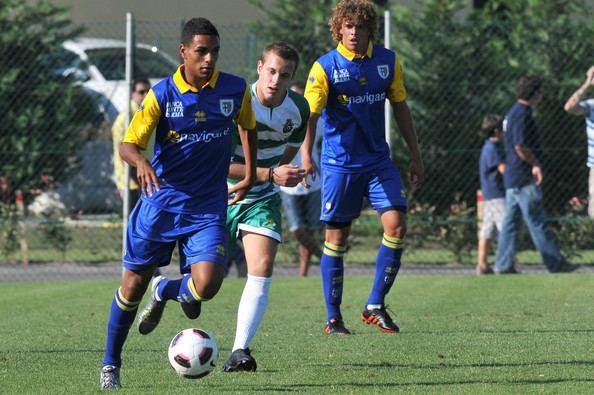 Nemanja Čović Nemanja Covic Photos Photos Parma Fc v Colorno Friendly Match