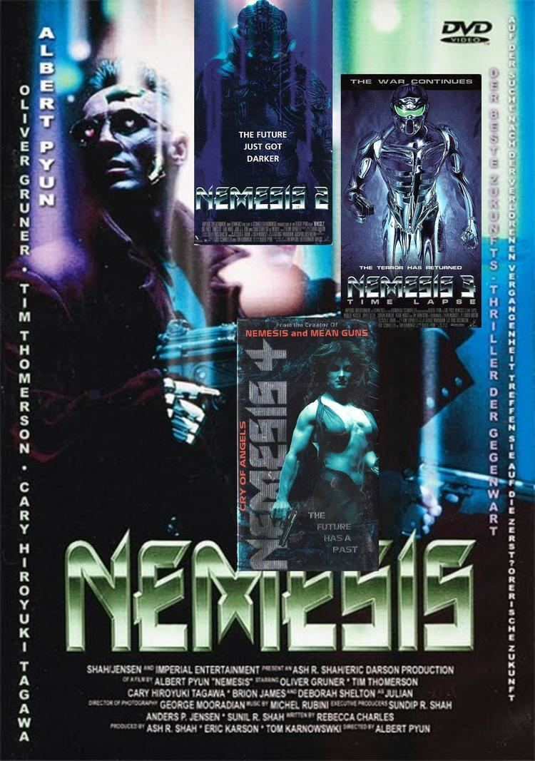 Nemesis (1992 film) The NemesisQuadrilogy Albert Pyun 1992 1996 HELLFORD667 Movie