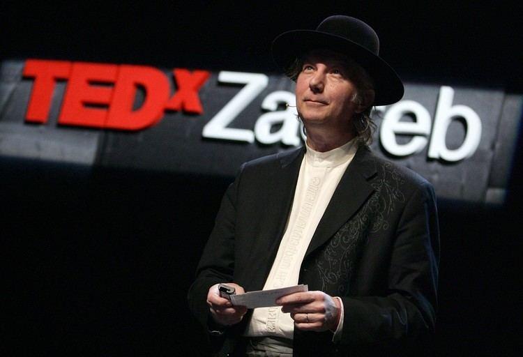 Nenad Bach TEDx talk Nenad Bach All I Want Is Freedom YouTube