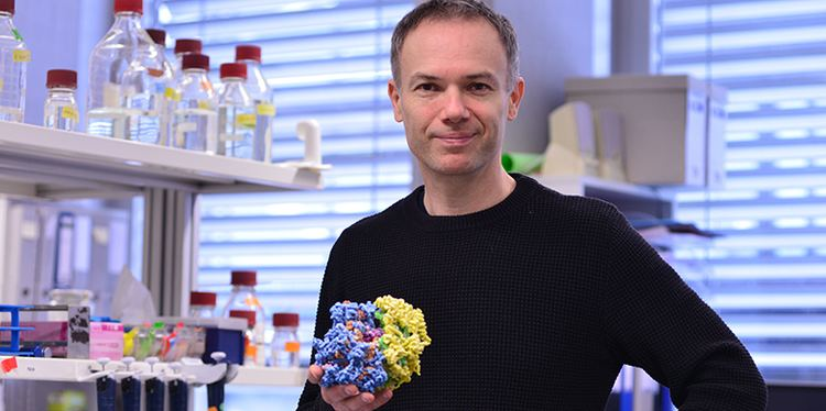 Nenad Ban A highly paid award in the field of medicine ETH Zurich