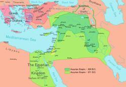 Neo-Assyrian Empire httpsuploadwikimediaorgwikipediacommonsthu