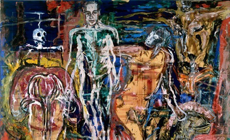 Neo-expressionism Meet the NeoExpressionists Art for Sale Artspace