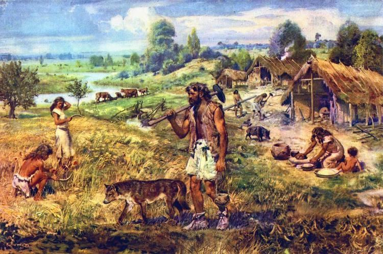 Neolithic Neolithic Period as Neolithic Revolution