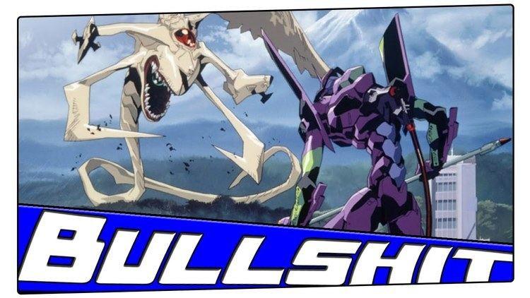 Neon Genesis Evangelion: Death & Rebirth NEON GENESIS EVANGELION DEATH REBIRTH Anime Review BULLSHIT 7