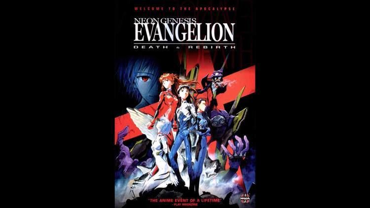 Neon Genesis Evangelion: Death & Rebirth Neon Genesis Evangelion Death and Rebirth ANIME REVIEW YouTube