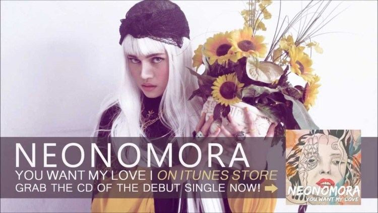 Neonomora NEONOMORA You Want My Love Official Audio YouTube