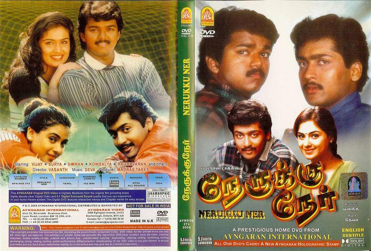 Nerrukku Ner Nerukku Ner 1997 720p Upscaled DVDRip x264 AC3 51 All