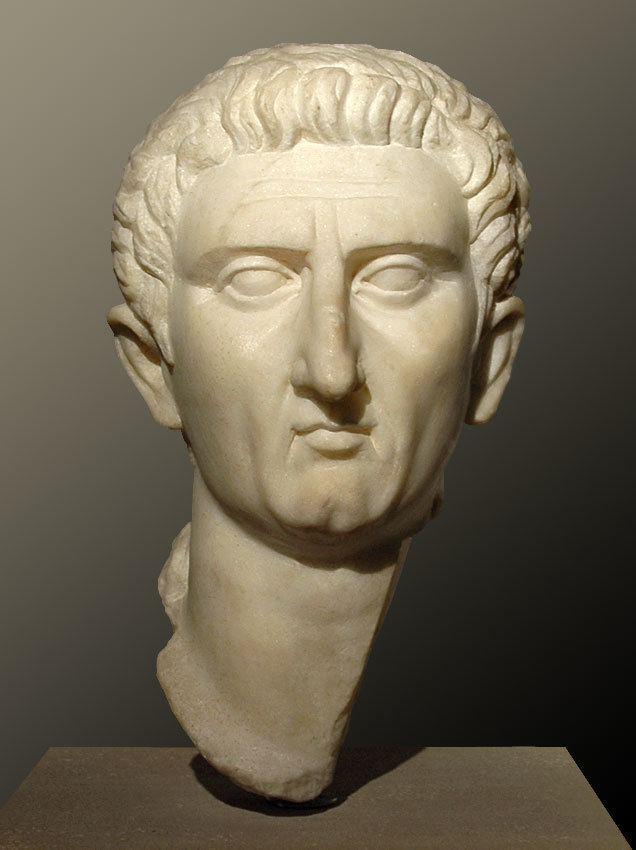 Nerva Head of Nerva Rome Roman National Museum Palazzo