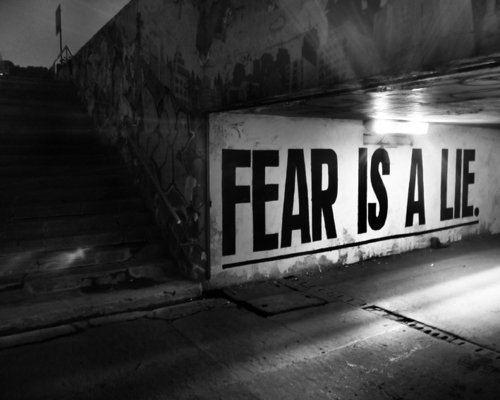 Never Fear Never Fear The Creator Writings