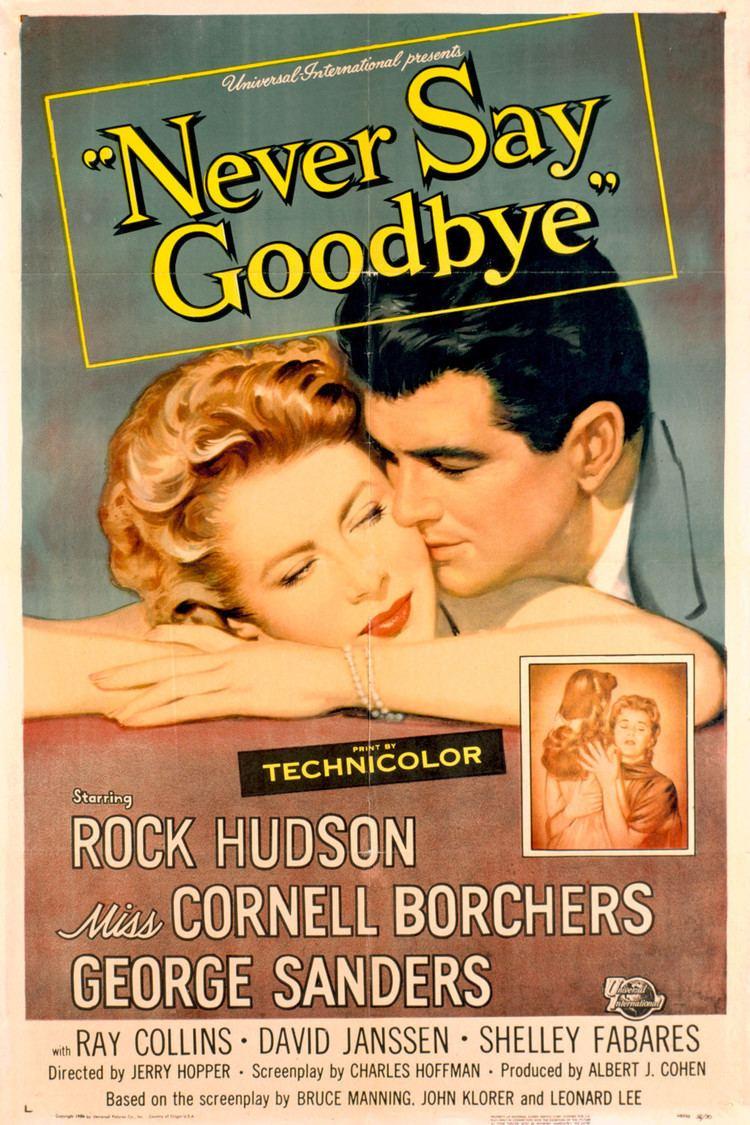 Never Say Goodbye (1956 film) wwwgstaticcomtvthumbmovieposters38159p38159