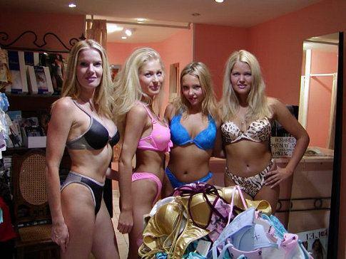 Never Say Never Mind: The Swedish Bikini Team Never Say Never Mind The Swedish Bikini Team 2003