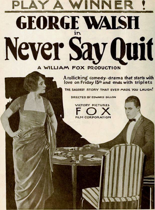Never Say Quit Never Say Quit Wikipedia