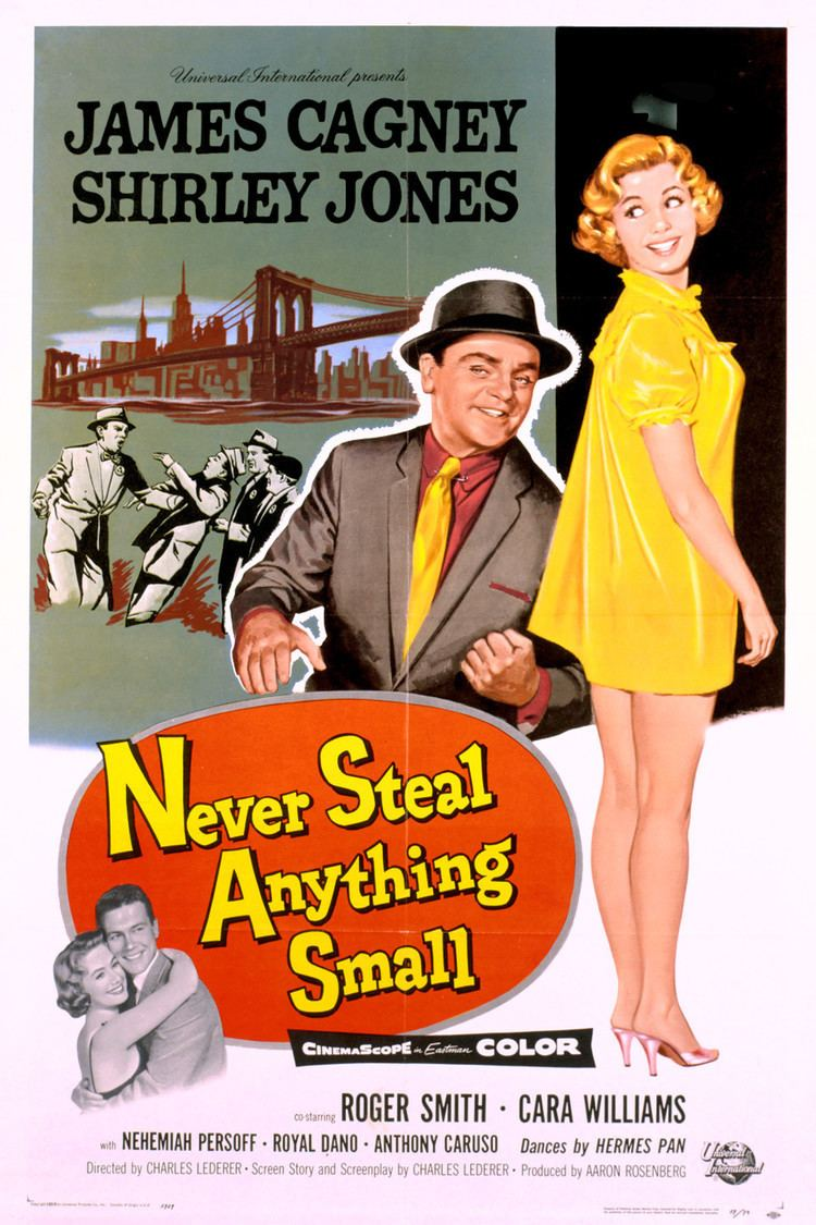 Never Steal Anything Small wwwgstaticcomtvthumbmovieposters37261p37261