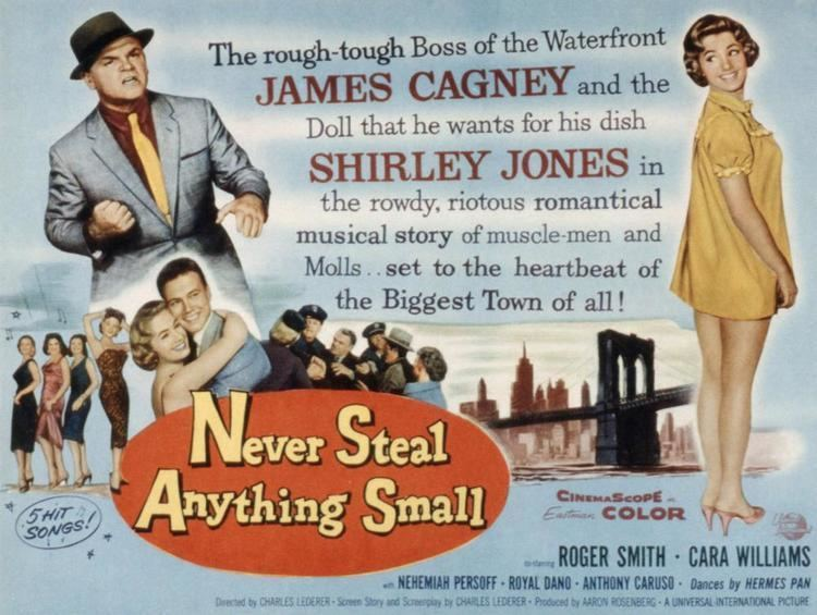 Never Steal Anything Small Never Steal Anything Small Movie 1959