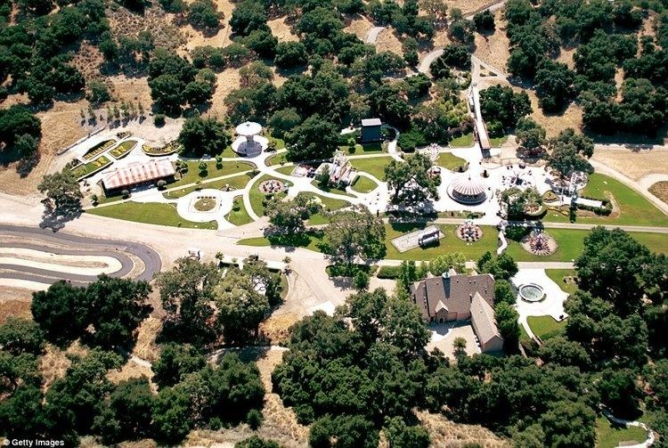 Neverland Ranch Michael Jackson Neverland Ranch is up for sale for 100m Daily