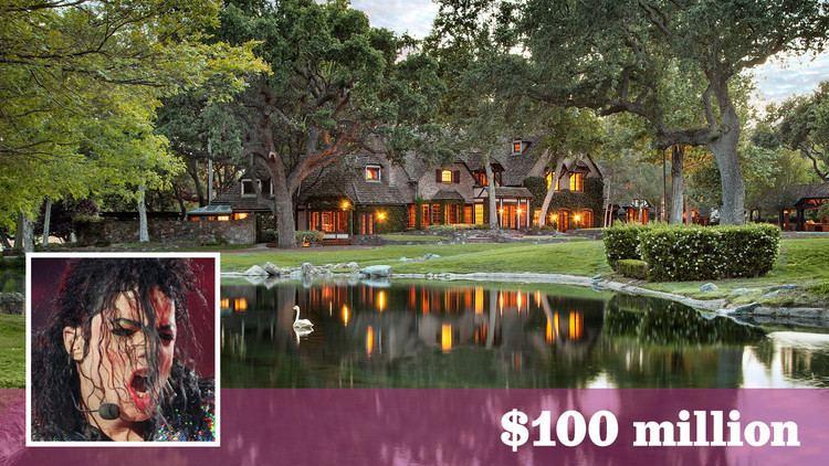 Neverland Ranch A rare peek inside Michael Jackson39s former Neverland ranch LA Times