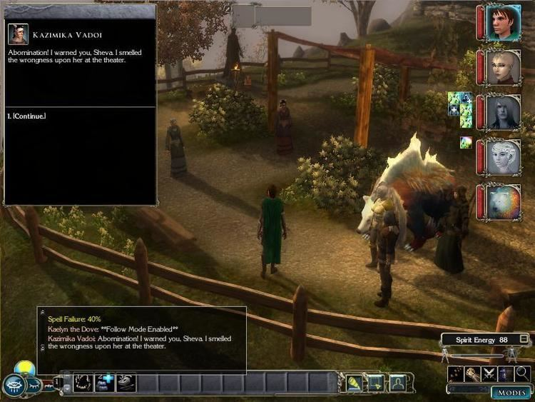 Neverwinter Nights 2: Mask of the Betrayer - Alchetron, the