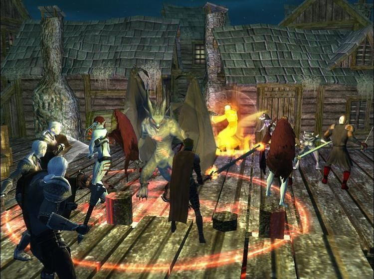 Neverwinter Nights 2: Mysteries of Westgate - Alchetron, the