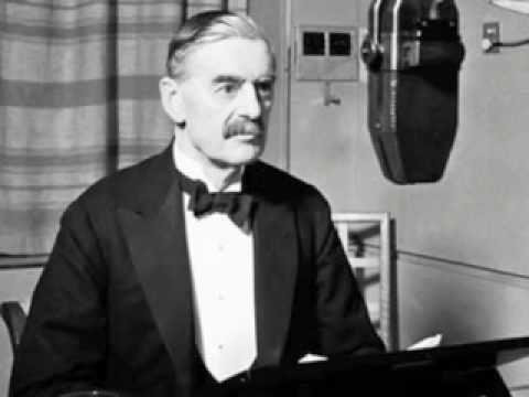 Neville Chamberlain Neville Chamberlain Britain39s declaration of war 1939