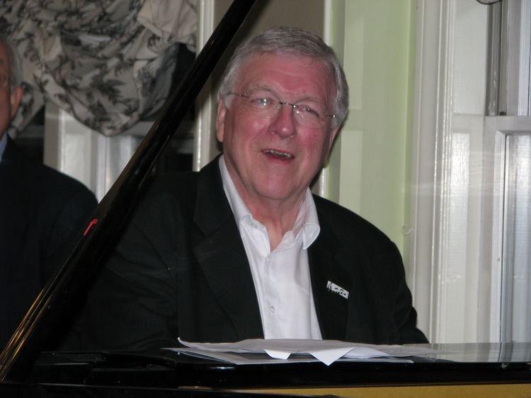 Neville Dickie Yankee Jazz Beat Piano Master Neville Dickie Returns to