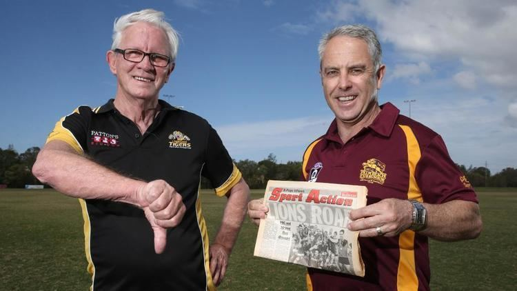 Neville Fields Neville Fields and Jason Cotter recall the last time Labrador played
