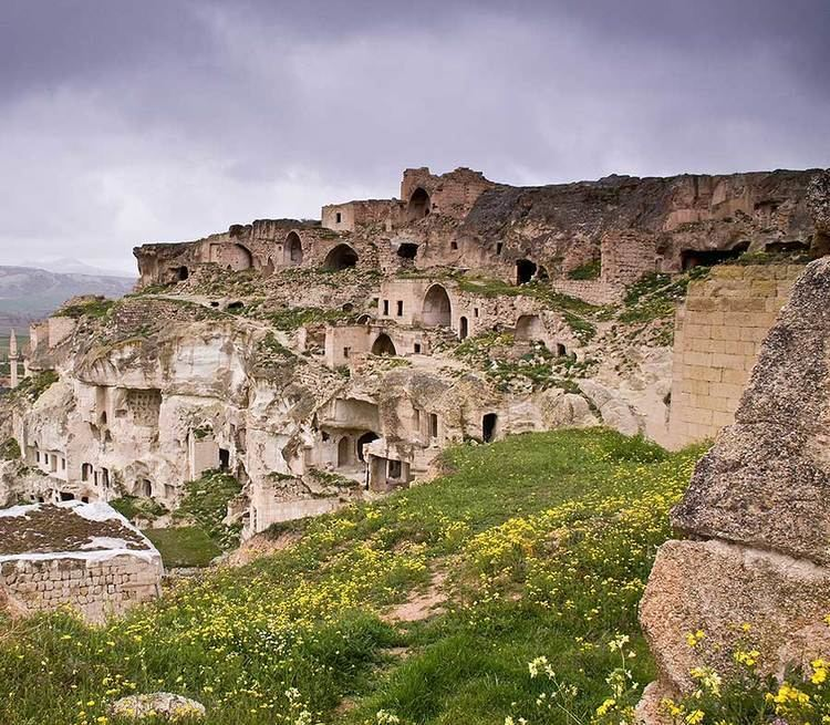 Nevsehir in the past, History of Nevsehir