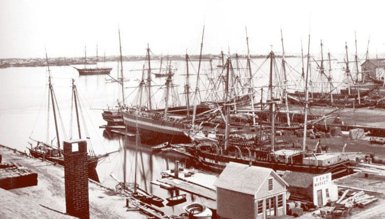 New Bedford, Massachusetts in the past, History of New Bedford, Massachusetts