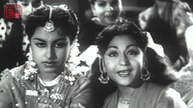 Koi Mere Sapno Mein New Delhi 1956 Vyjayanthimala Lata