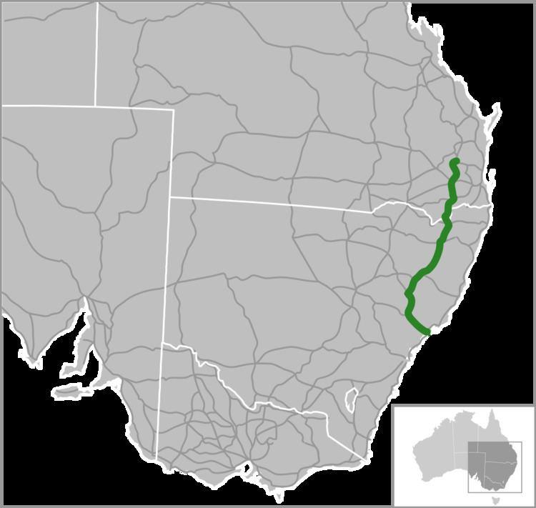 New England Highway