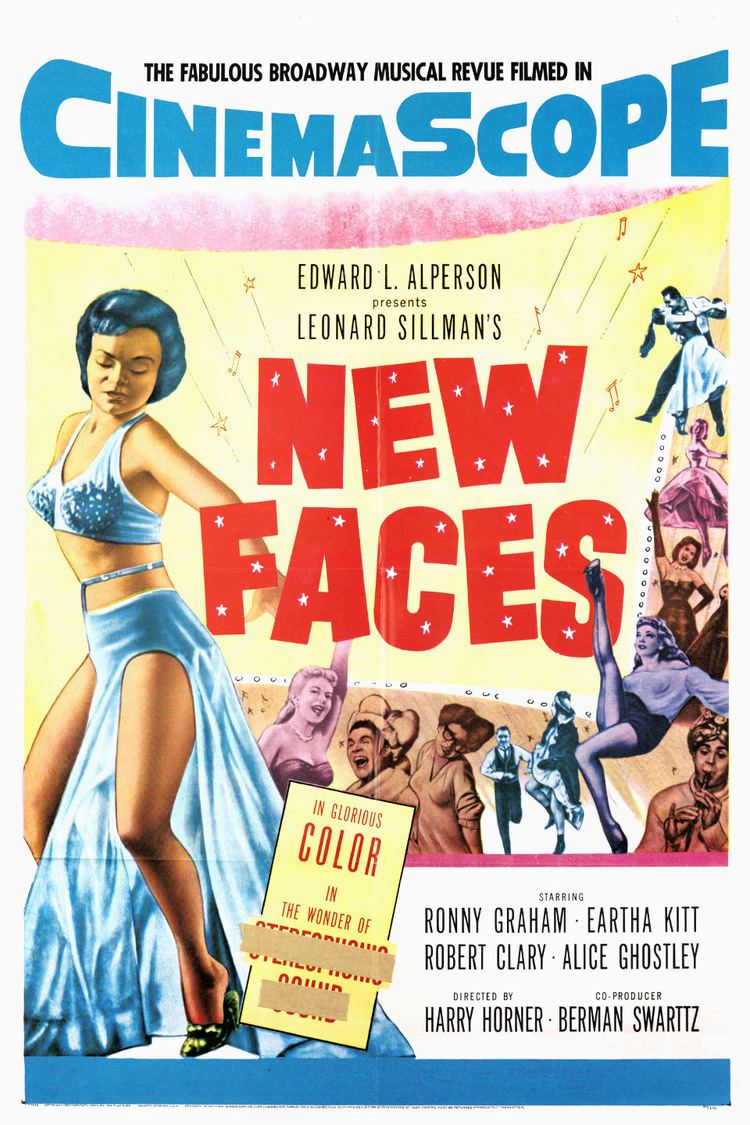 New Faces (film) wwwgstaticcomtvthumbmovieposters52559p52559