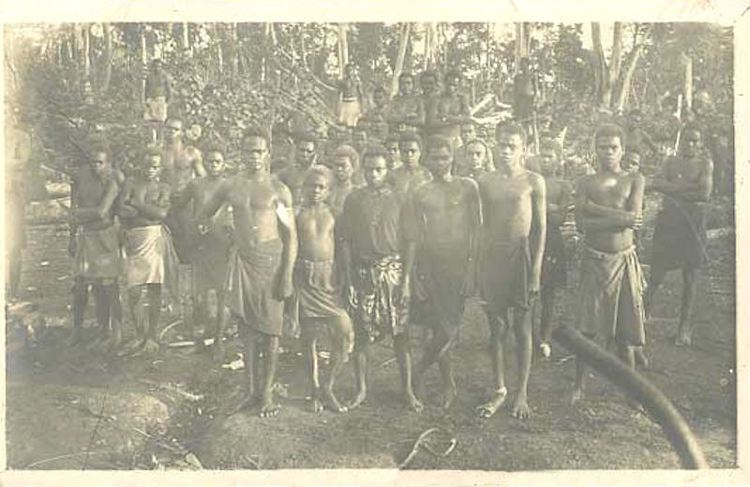 New Guinea in the past, History of New Guinea