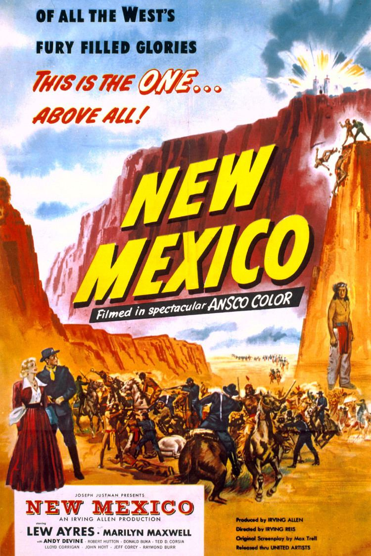 New Mexico (film) wwwgstaticcomtvthumbmovieposters3715p3715p