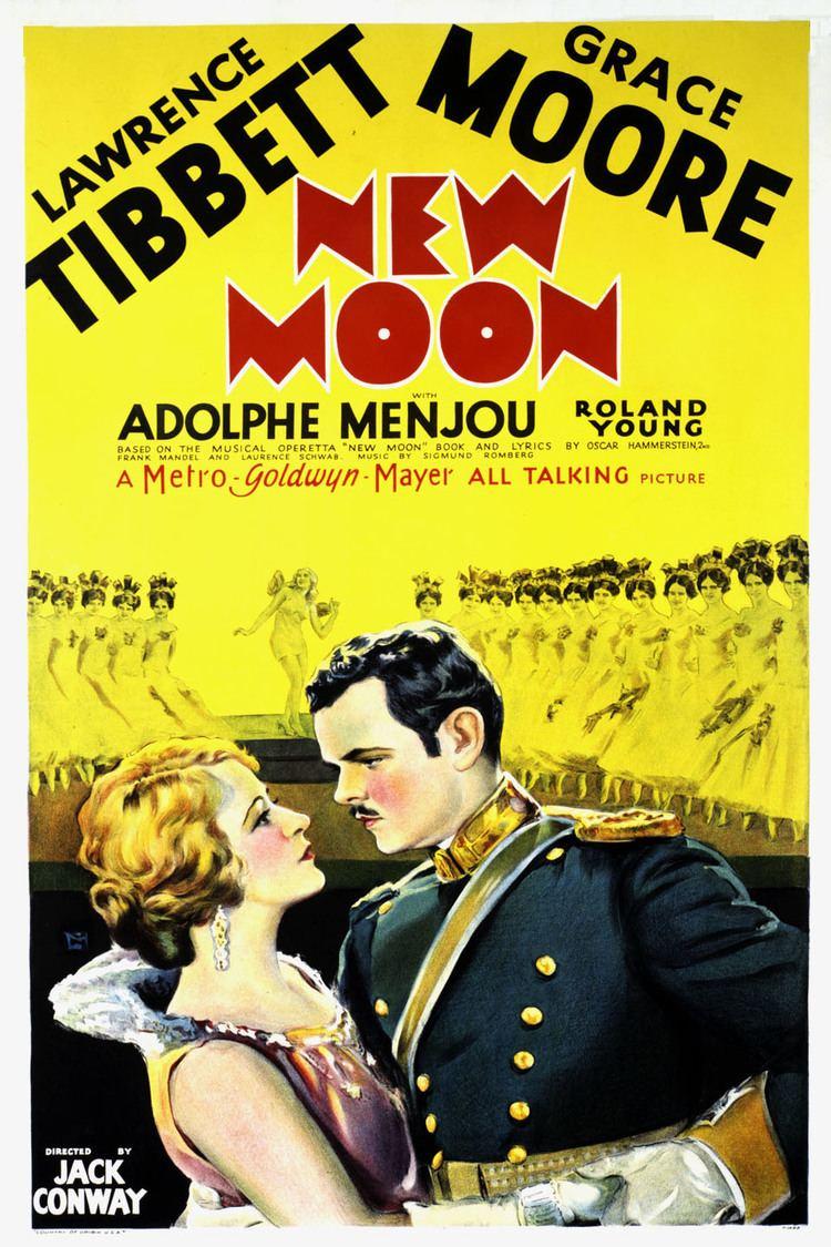 New Moon (1930 film) wwwgstaticcomtvthumbmovieposters57672p57672