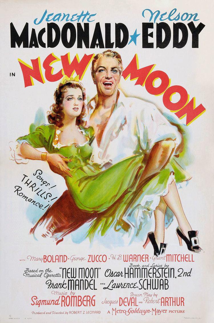 New Moon (1930 film) New Moon 1940 film Wikipedia