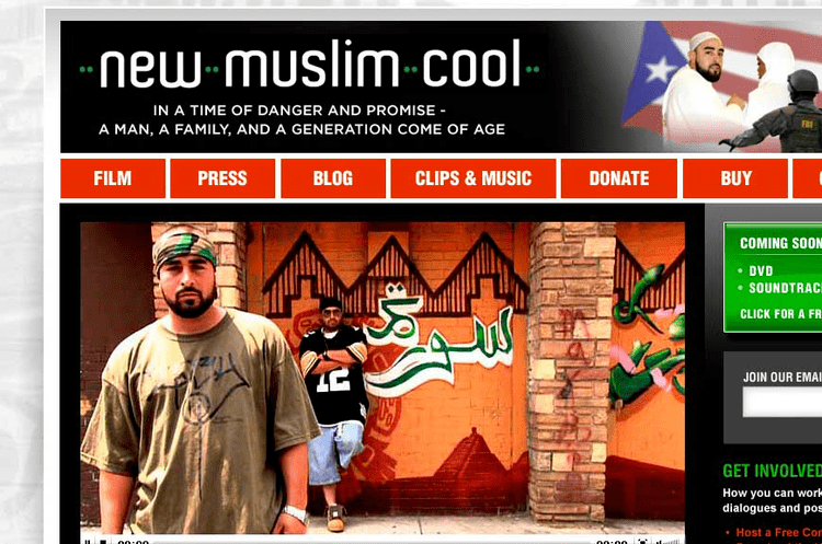 New Muslim Cool New Muslim Cool Ladd Media