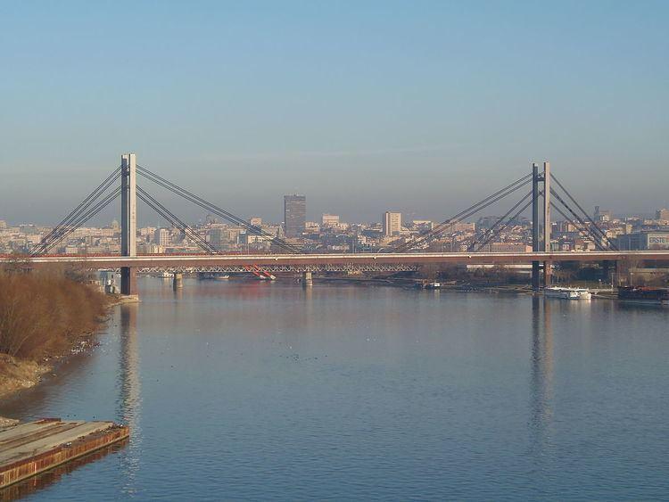 New Railroad Bridge