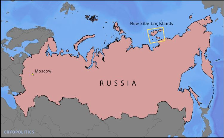 New Siberian Islands Russia39s Arctic Military BuildUp is Real and You Can See It From