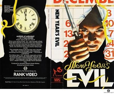 New Year's Evil (film) Horror Squad Movie Club New Years Evil Moviefone