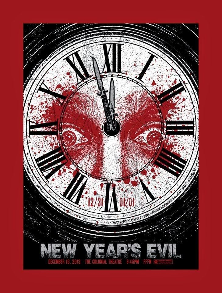 New Year's Evil (film) Shit Movie Fest Enter To Win A New Years Evil Poster from
