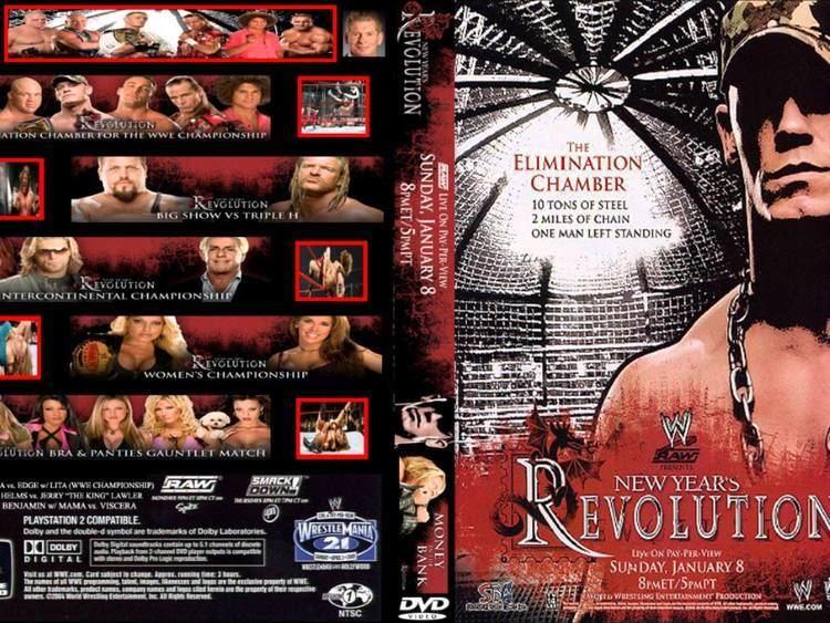 New Year's Revolution (2006) New Years Revolution 2006 Theme Stricken YouTube