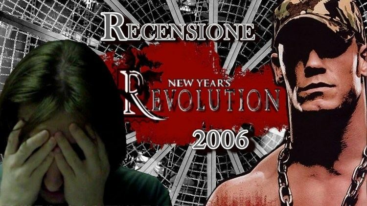 New Year's Revolution (2006) Recensione WWE New Year39s Revolution 2006 YouTube