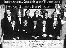 Chess New York